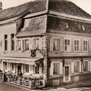 Wasselonne 67 l hotel restaurant a l etoile cpa