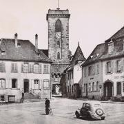 Wasselonne 67 la tour carree du chateau cpa
