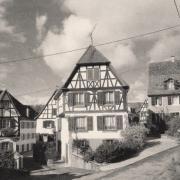 Wasselonne 67 les vieilles maisons alsaciennes cpa
