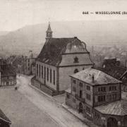Wasselonne 67 place du marechal leclerc cpa