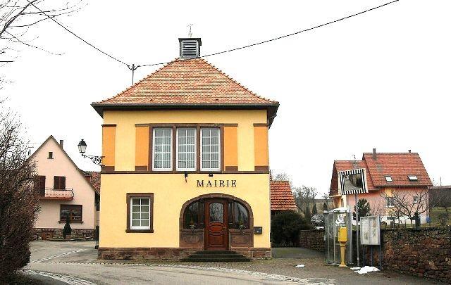 Zehnacker 67 la mairie