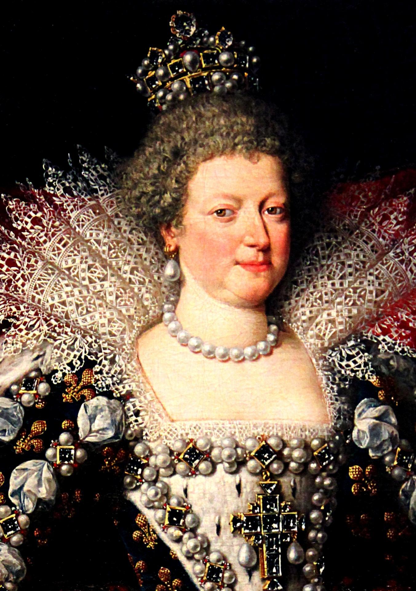 1 marie de medicis 1575 1642