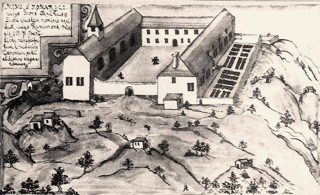 1 remiremont 88 le saint mont ou mont habend en 1665