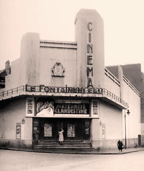 12 paris 75 13eme le cinema fontainebleau