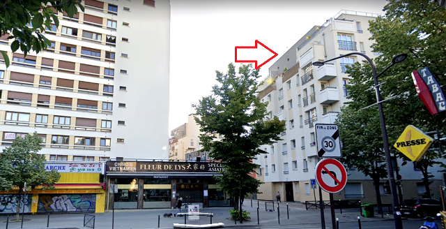 4 paris 75 13eme 38 avenue de choisy