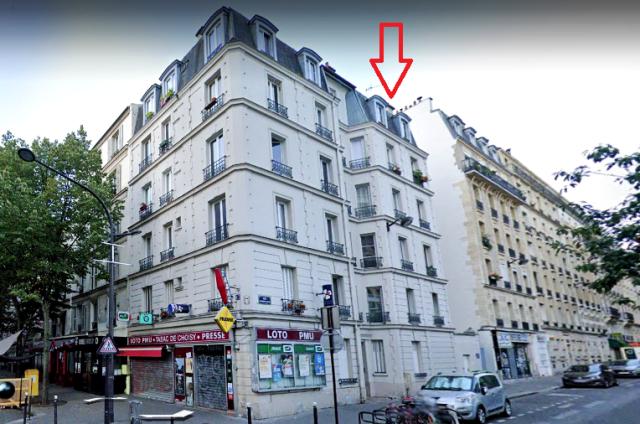 6 paris 75 13eme 1 rue philibert lucos
