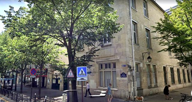 9 paris 75 13eme ecole primaire avenue de choisy