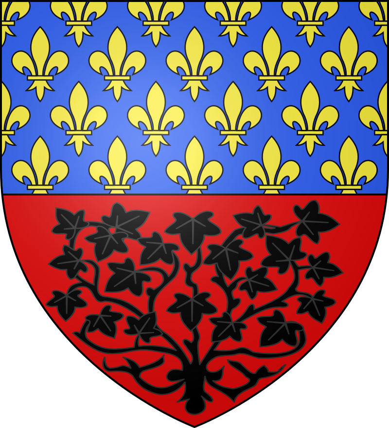 Amiens somme blason 1669