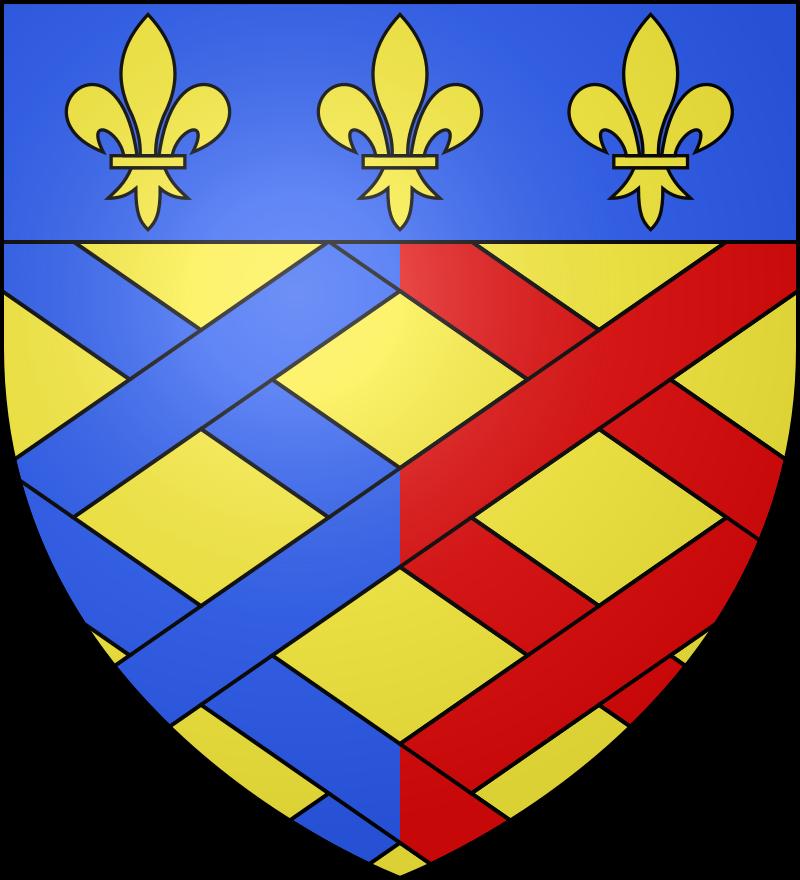 Amiens somme blason 1696