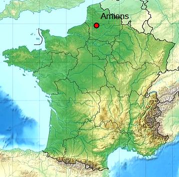 Amiens somme geo