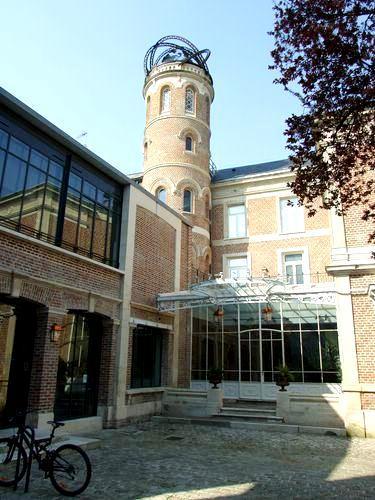 Amiens somme la maison de jules verne