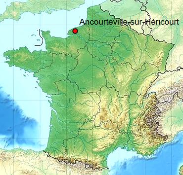 Ancourteville sur hericourt seine maritime geo