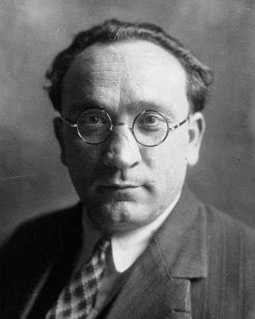 Arthur ramette 1932