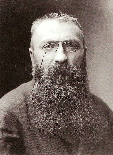 Auguste rodin 1840 1917