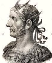 Aurelien empereur romain