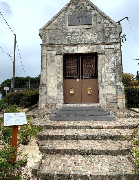 Avesnes les aubert 59 la chapelle sainte philomene