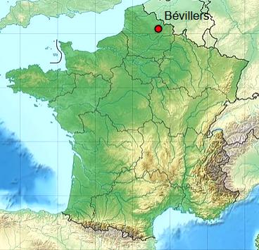 Bevillers 59 geo