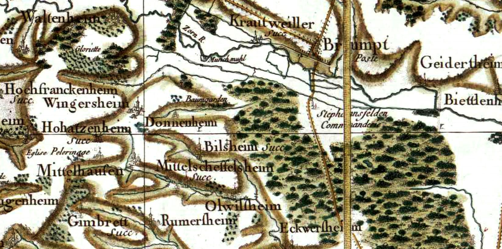 Bilwisheim 67 cassini