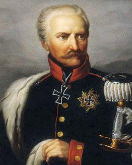 Blucher feld marechal prussien