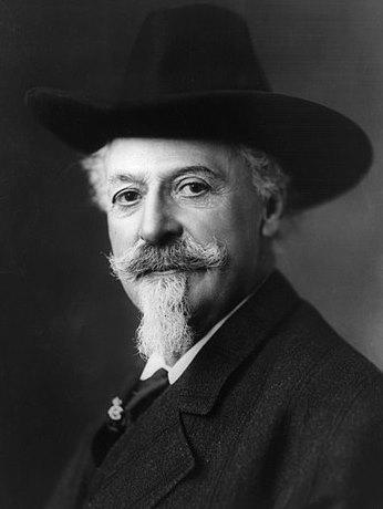 Buffalo bill en 1911