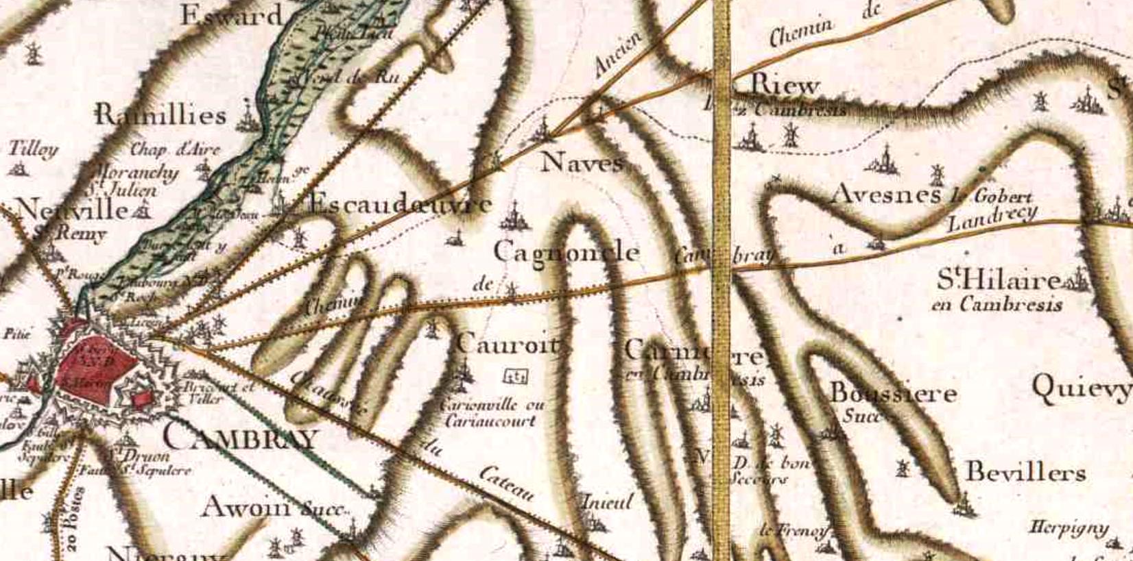 Cagnoncles 59 cassini