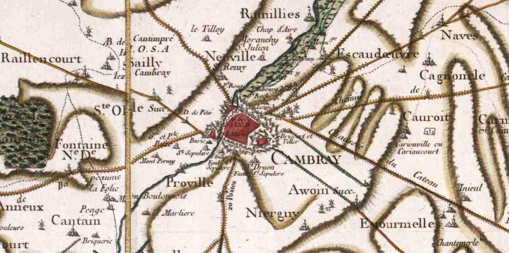 Cambrai 59 cassini