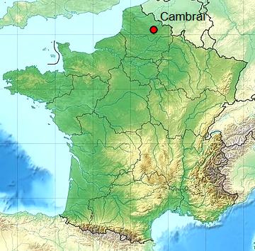Cambrai 59 geo