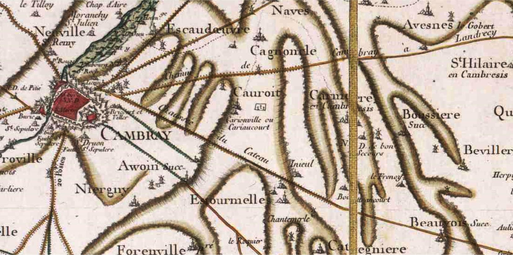 Cauroir 59 cassini