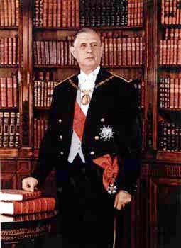Ch. de Gaulle
