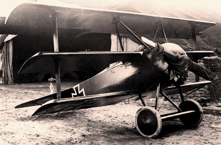 Fokker du diable noir