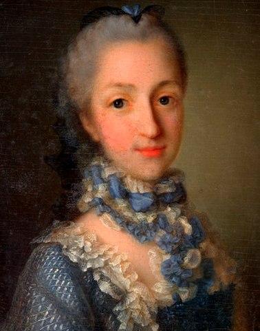 Francoise de chalus 1