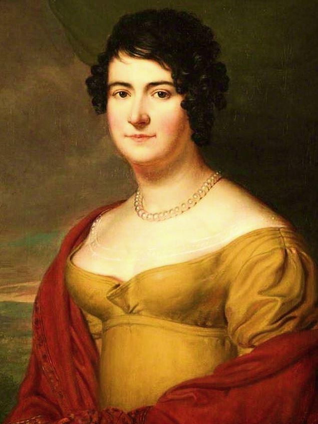 Henriette rose peronne de sercey