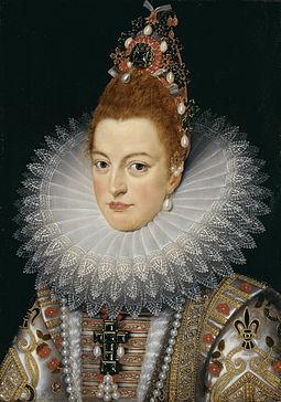 Isabella clara eugenia of spain frans pourbus ii