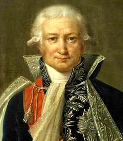 Jean baptiste de nompere de champagny 1756 1834