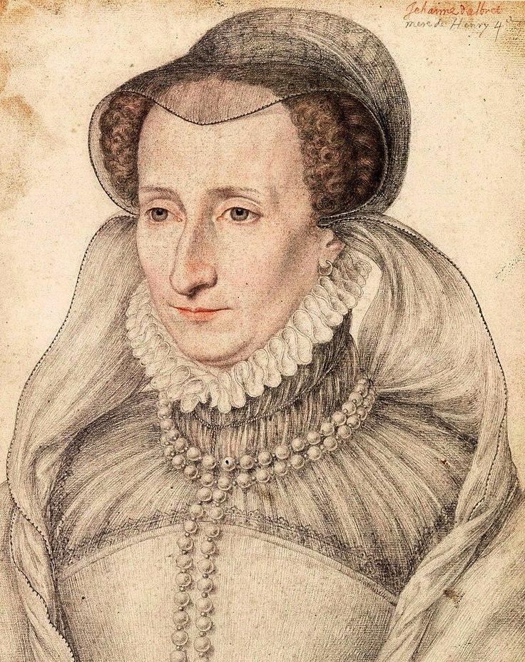 Jeanne d albret