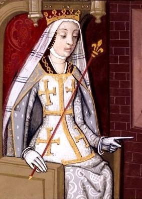 La reine jeanne de naples