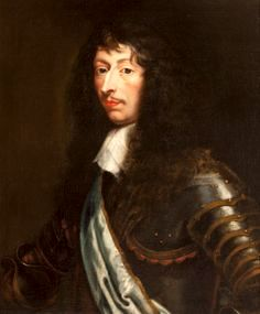 Louis ii de bourbon conde 1621 1686