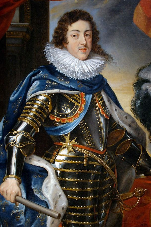 Louis xiii en 1622
