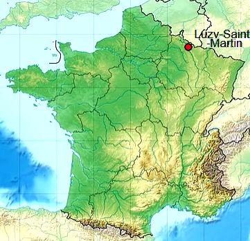 Luzy saint martin 55 geo