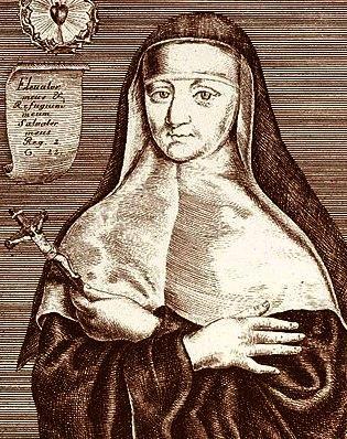 Marie elisabeth de la croix de jesus