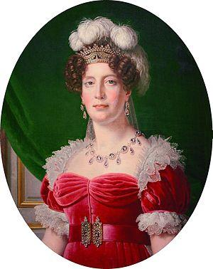 Marie therese de france madame royale 1778 1851