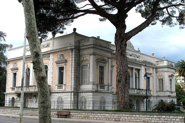 Menton 06 le palais carnoles
