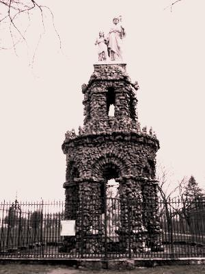 Monument saint joseph de sion