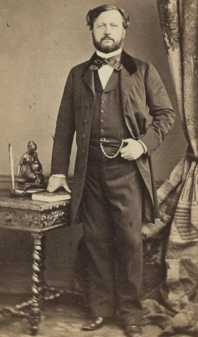 Napoleon auguste de colbert chabannais