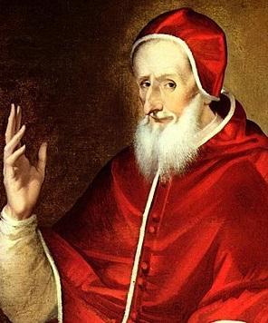 Pape pie v