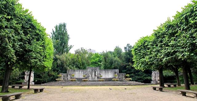 Paris 75 13eme le jardin aux meres francaises 0
