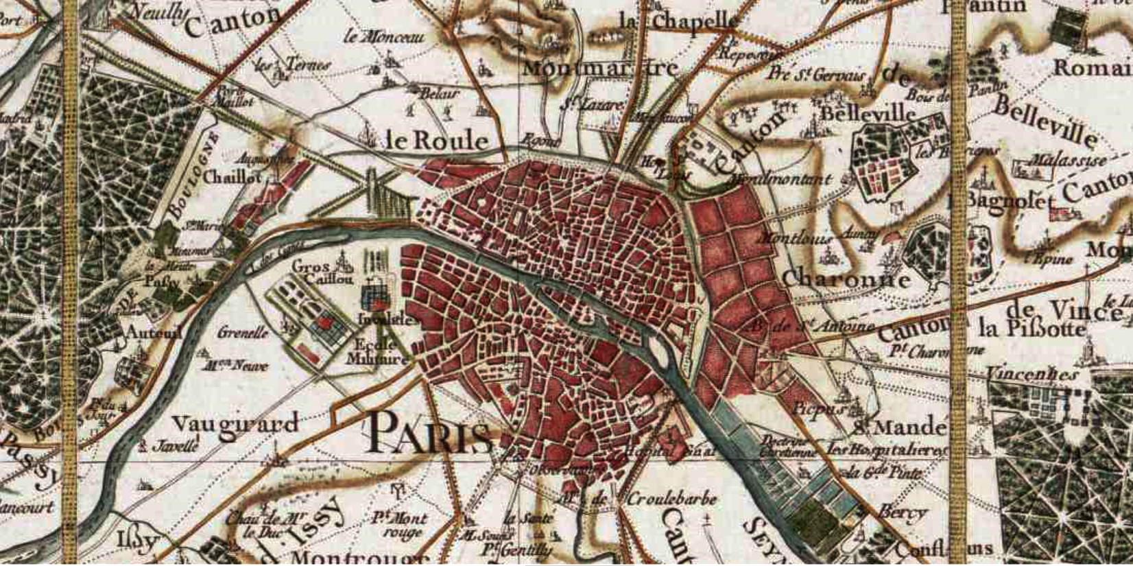 Paris 75 cassini