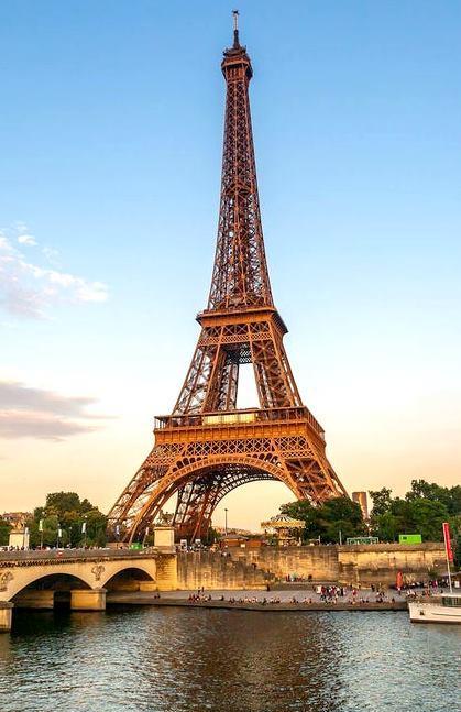 Paris 75 la tour eiffel