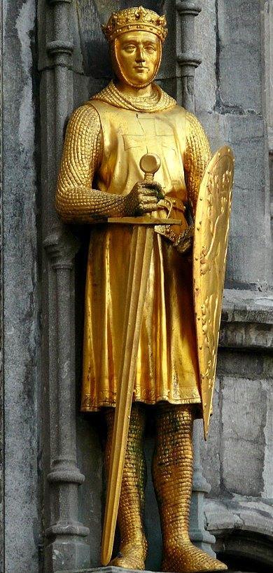 Philippe d alsace comte de flandre
