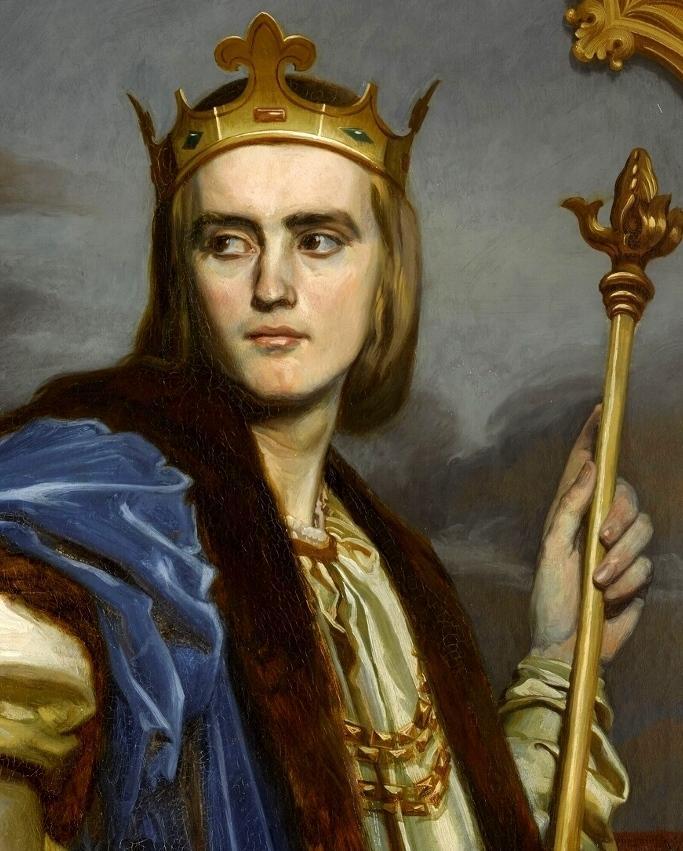 Philippe iii dit le hardi 1245 1285